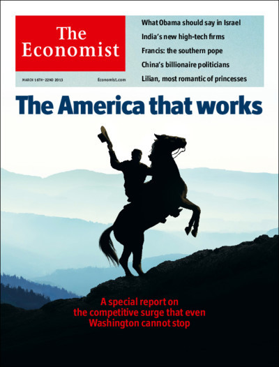The Economist, for Kindle - March 16th - 22nd 2013
