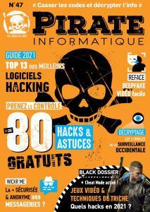 Pirate Informatique - Décembre 2020 - Février 2021