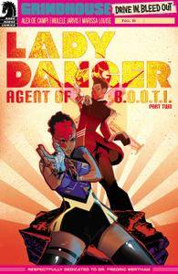 Grindhouse - Drive In Bleed Out 006 - Lady Danger - Agent of B O O T I 02 2015 digital