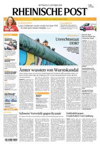 Rheinische Post – 09. Oktober 2019