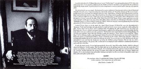 Trevor Jones & VA - Angel Heart: Original Motion Picture Soundtrack (1987) [Re-Up]