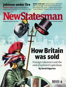 New Statesman - 15 - 21 November 2019