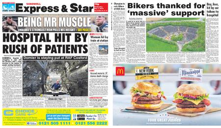 Express and Star Sandwell Edition – May 01, 2019