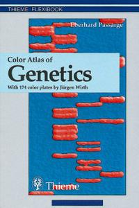 Eberhard Passarge,  Color Atlas of Genetics 2nd. Edition