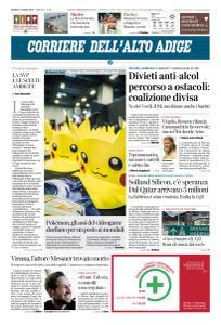 Corriere dell'Alto Adige - 21 Marzo 2019