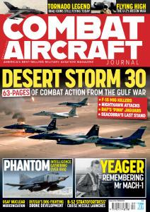 Combat Aircraft - February 2021
