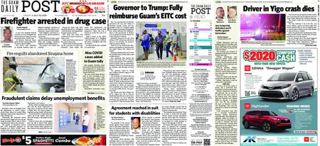 The Guam Daily Post – July 28, 2020