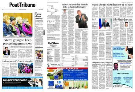 Post-Tribune – March 22, 2018