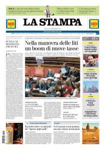 La Stampa Imperia e Sanremo - 23 Dicembre 2018