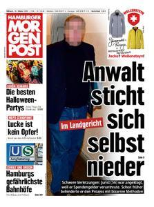 Hamburger Morgenpost – 30. Oktober 2019