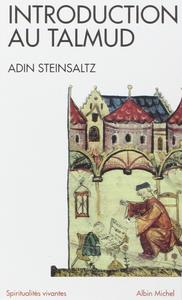 "Adin Steinsaltz, ""Introduction au Talmud"""