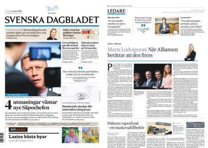 Svenska Dagbladet – 01 mars 2018