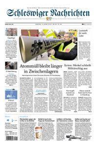 Schleswiger Nachrichten - 13. April 2018