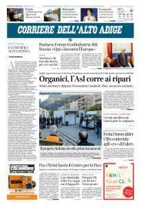 Corriere dell'Alto Adige - 20 Ottobre 2017