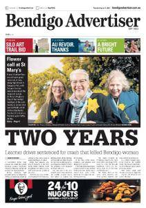 Bendigo Advertiser - August 21, 2018