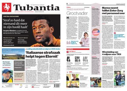 Tubantia - Enschede – 19 november 2019