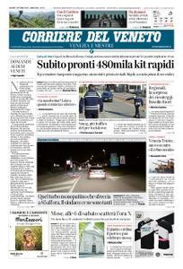 Corriere del Veneto Venezia e Mestre – 01 ottobre 2020