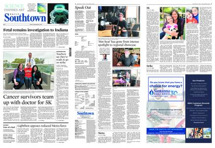Daily Southtown – September 20, 2019
