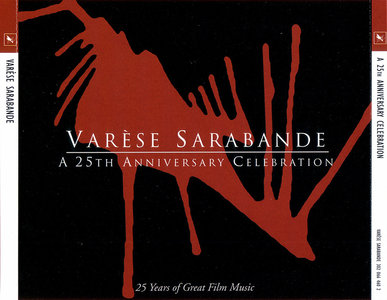 VA - Varese Sarabande: A 25th Anniversary Celebration (2003)