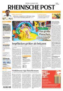 Rheinische Post – 09. August 2019