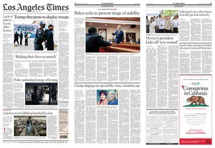 Los Angeles Times – June 02, 2020