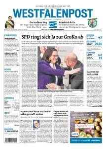 Westfalenpost Wetter - 22. Januar 2018