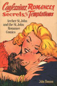 Archer St John and the St John Romance Comics 2007 Fantagraphics Symm PREVIEW