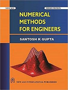 Numerical Methods for Engineers, 3rd edition
