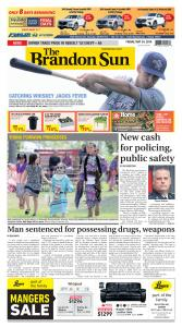 The Brandon Sun - 24 May 2019