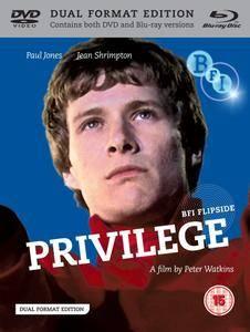 Privilege (1967) + Extras
