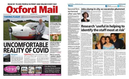 Oxford Mail – July 01, 2020
