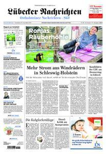 Lübecker Nachrichten Ostholstein Süd - 10. November 2018