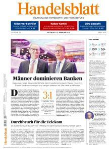 Handelsblatt - 12 Februar 2020