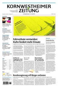 Kornwestheimer Zeitung - 14. April 2018