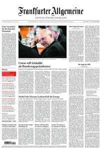Frankfurter Allgemeine Zeitung F.A.Z. - 28. September 2017
