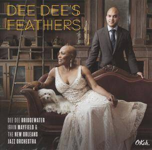 Dee Dee Bridgewater, Irvin Mayfield & The New Orleans Jazz Orchestra - Dee Dee's Feathers (2015) {OKeh Records}