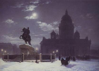 The Art of Vasily Surikov