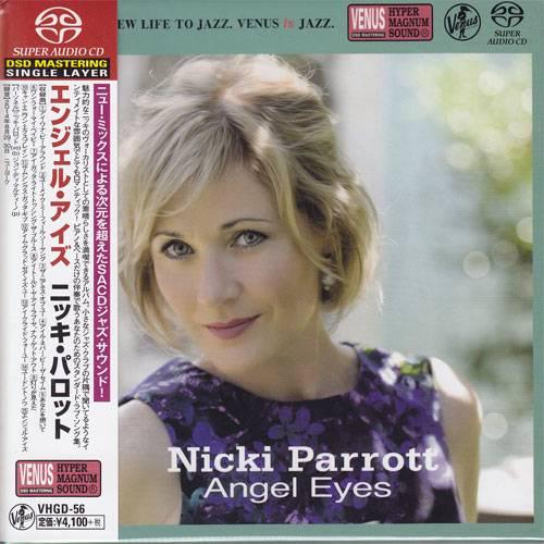 Nicki Parrott - Angel Eyes (2014) [Japan 2015] SACD ISO + Hi