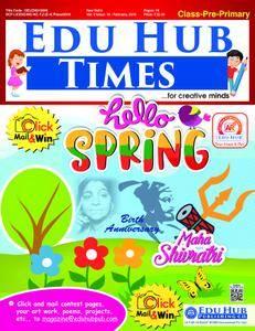 Edu Hub Times - March 2018