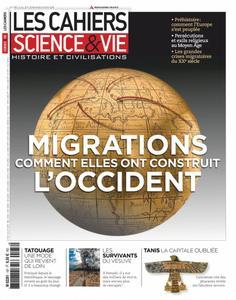 Les Cahiers de Science & Vie - juillet 2019