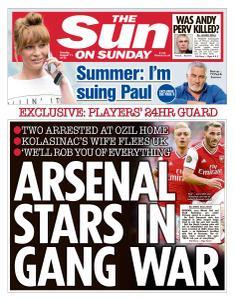 The Sun UK - 11 August 2019