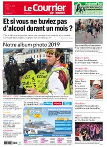 Le Courrier de l'Ouest Angers – 02 janvier 2020