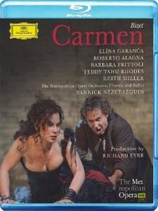 Yannick Nezet-Seguin, Metropolitan Opera Orchestra - Bizet: Carmen (2010) [BDRip]