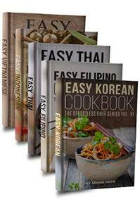 Easy Asian Cookbook Box Set