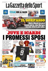 La Gazzetta dello Sport Roma – 12 agosto 2019