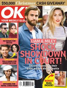 OK! Magazine Australia - December 23, 2019
