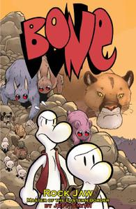 Cartoon Books-Bone Vol 05 Rockjaw Master Of The Eastern Border 2014 Hybrid Comic eBook