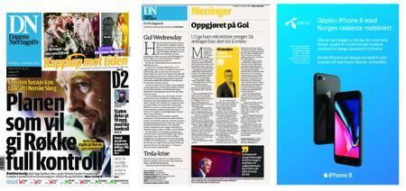Dagens Næringsliv – 24. november 2017