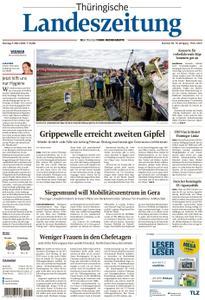 Thüringische Landeszeitung – 09. März 2020