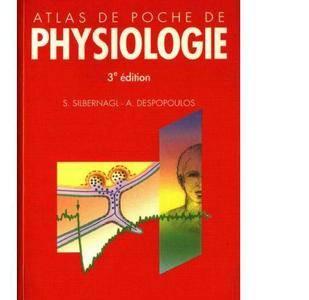 Stephan Silbernagl - Atlas de poche de Physiologie, 3e édition